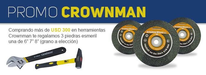 Promo Crownman